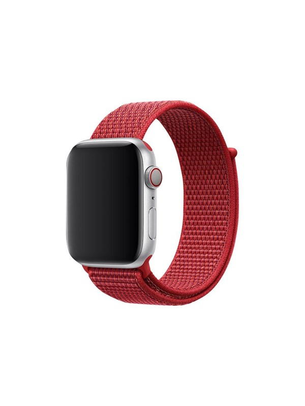 Image of   Apple Demo/Band 44mm Product Red Sport Loop