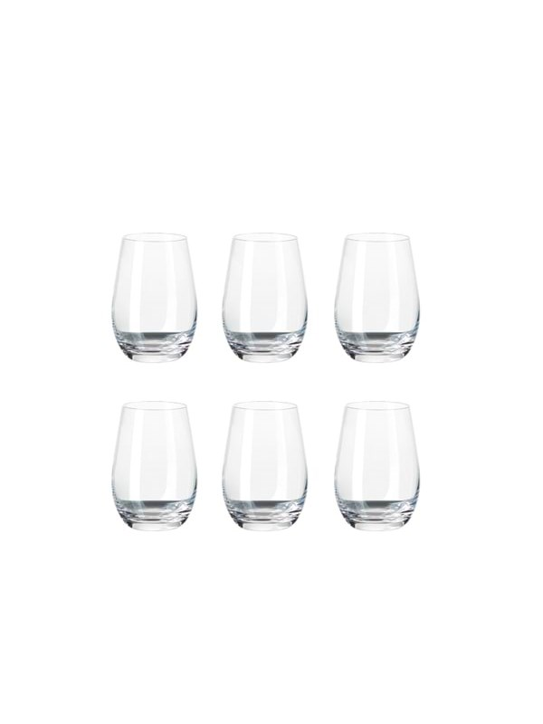 Image of   aida Passion Connoisseur waterglass 6 pcs