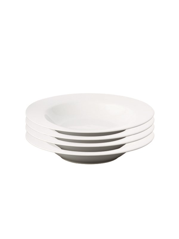Image of   aida Café Suppertallerken, 4 stk 22 cm