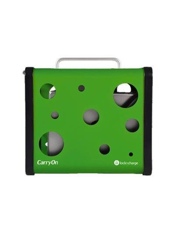 Image of   LocknCharge CarryOn 5 Bay Portable Charging Station