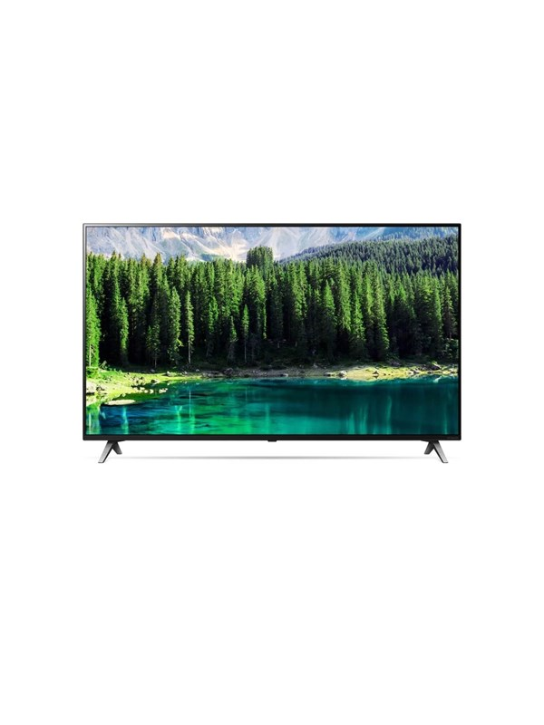 "Image of   LG 49"" Fladskærms TV 49SM8500 - LED - 4K -"