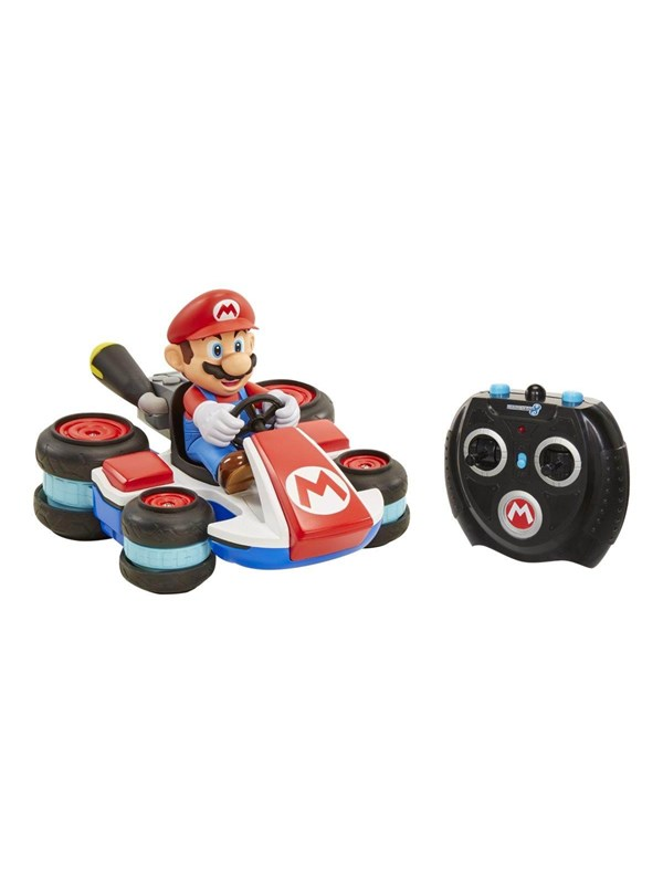Image of   Jakks Super Mario Mario Kart Mini RC Racer