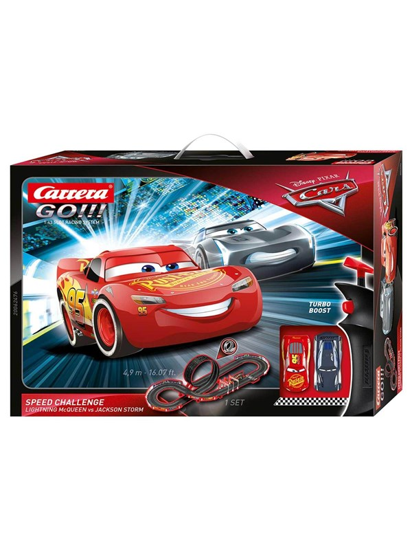 Image of   Carrera GO !!! Race Track - Cars Speed Challenge
