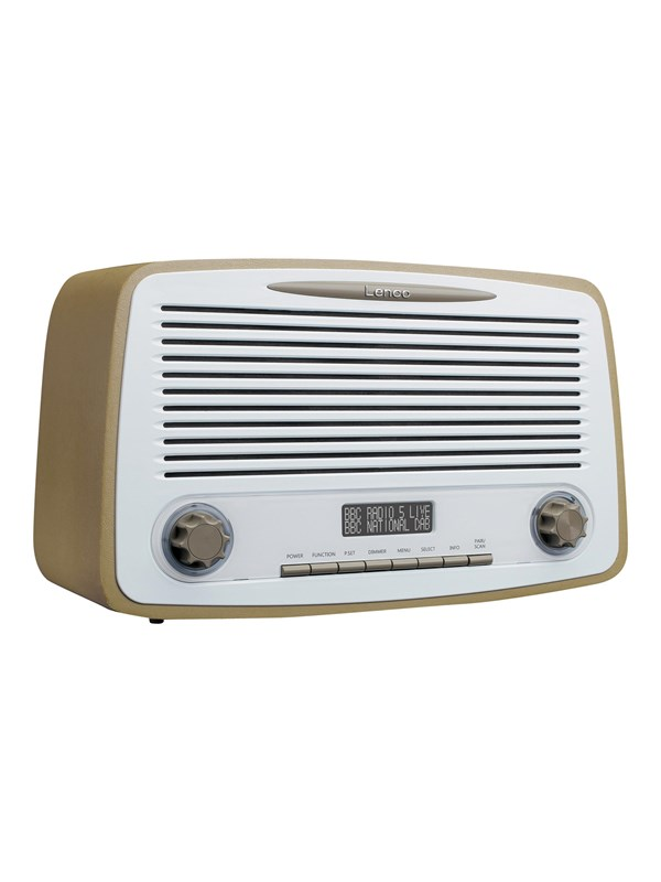 Image of   Lenco DAR-012 - DAB radio -