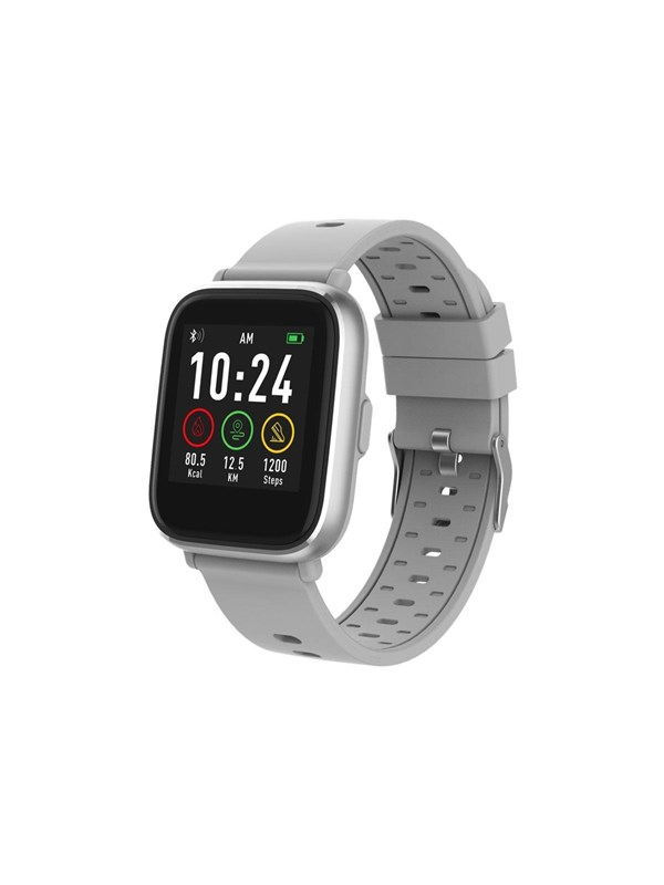Image of   DENVER SW-161 - grey - smart watch with band - grey