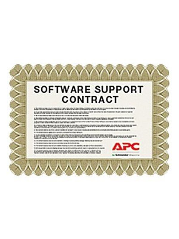 Image of   APC Software Support Contract