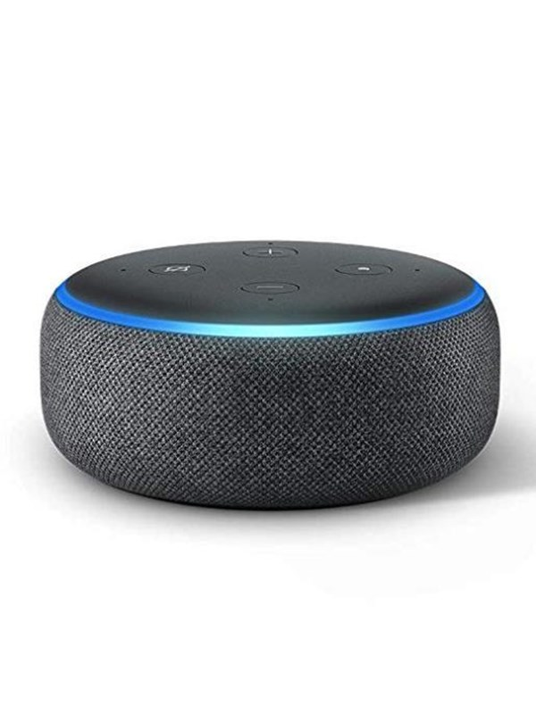 Image of   Amazon Echo Dot 3rd Gen - Black