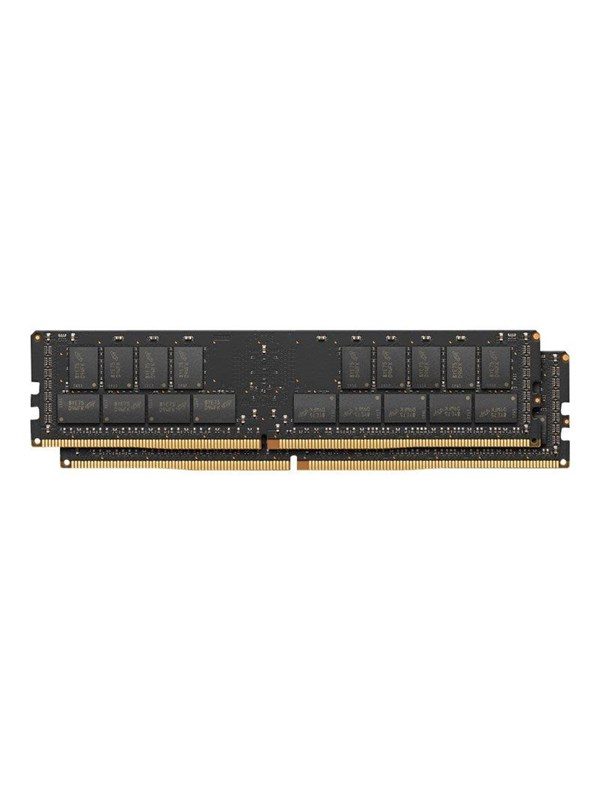 Image of   Apple - DDR4 - 256 GB: 2 x 128 GB - LRDIMM 288-pin - LRDIMM