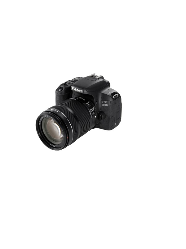 Image of   Canon EOS 800D 18-135mm IS STM