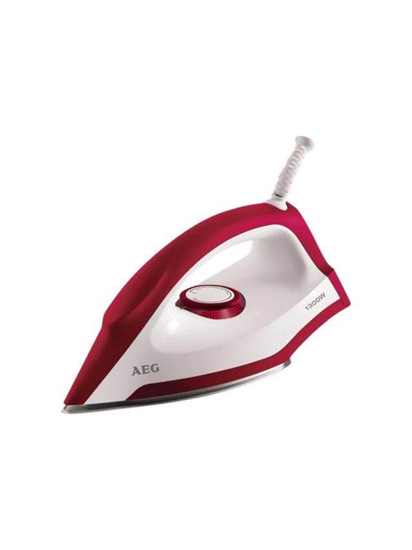 Image of   AEG Tørstrygejern LB1300 - dry iron - sole plate: stainless steel -