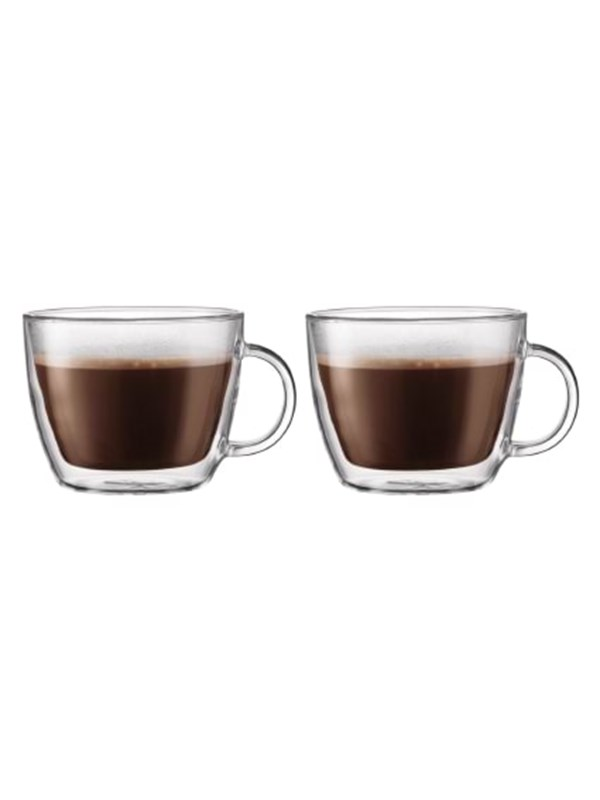 Image of   BODUM BISTRO - Latte - 0.45 l - 2 pcs