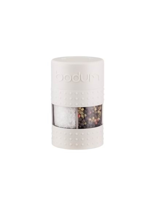 Image of   BODUM BISTRO Salt and pepper grinder - off white