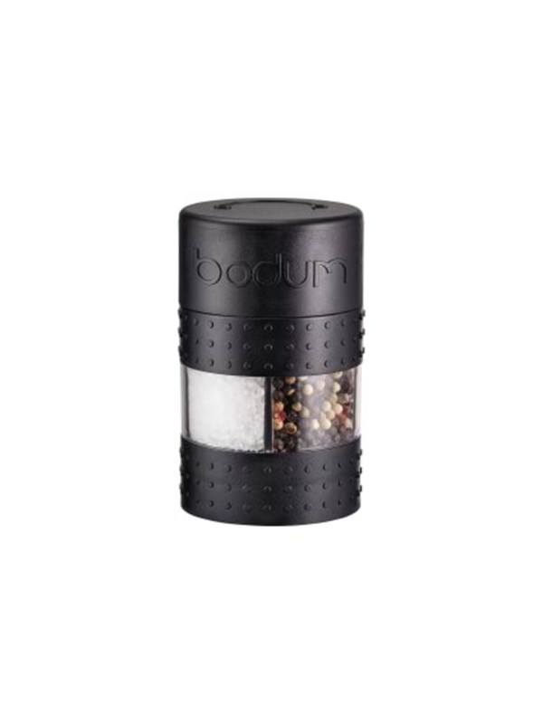 Image of   BODUM BISTRO Salt and pepper grinder - black