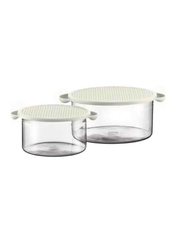 Image of   BODUM HOT POT SET - 2 pcs - white