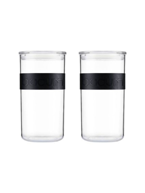 Image of   BODUM PRESSO storage jar - 2.0 l - 2 pcs