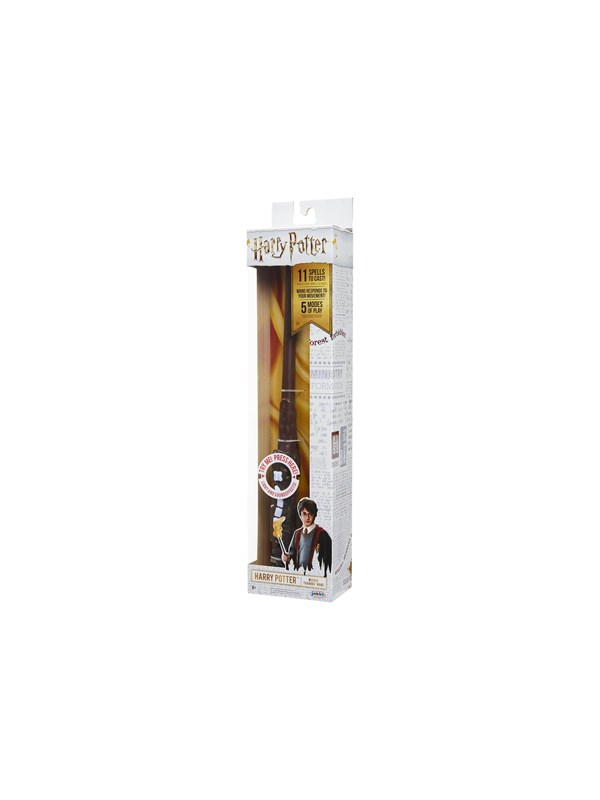 Image of   Jakks Harry Potter Wizard Training Wand Harry