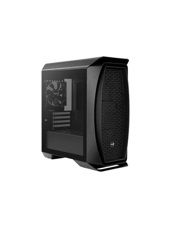 Image of   AeroCool Aero One Mini-G-BK-v1 - Black Edition - mini tower - micro ATX - Kabinet - Minitower - Sort