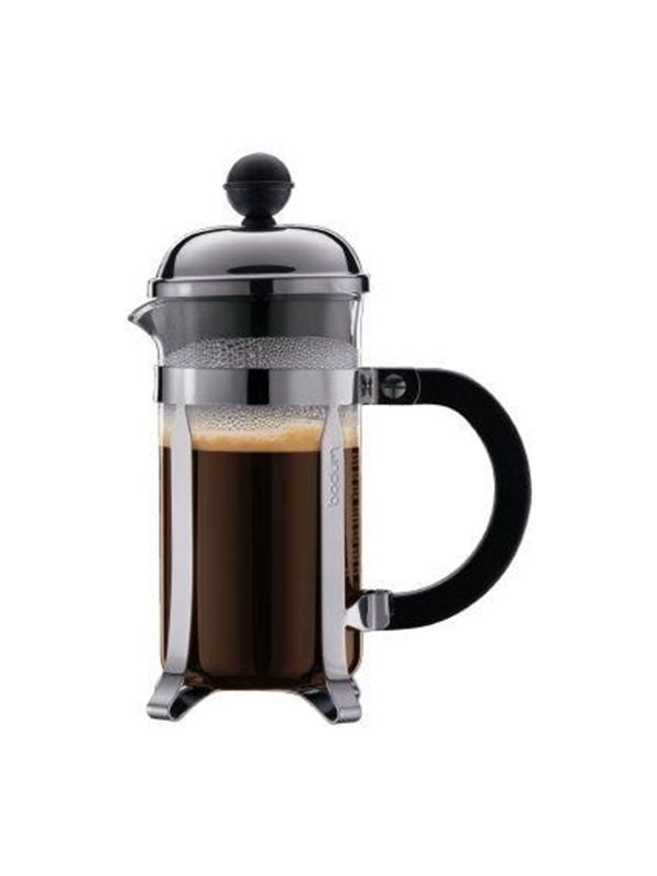 Image of   BODUM CHAMBORD Coffee maker - 3 cups - black