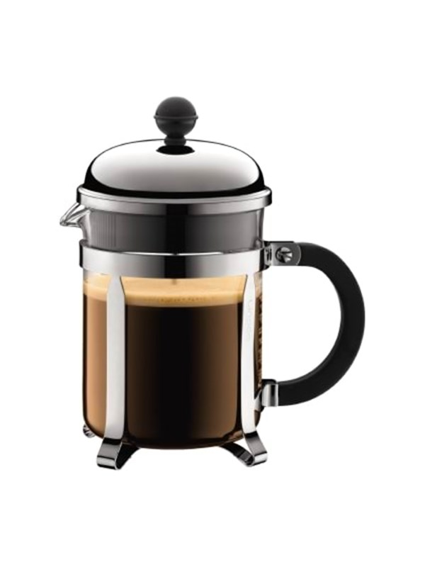Image of   BODUM CHAMBORD Coffee maker - 4 cups - black