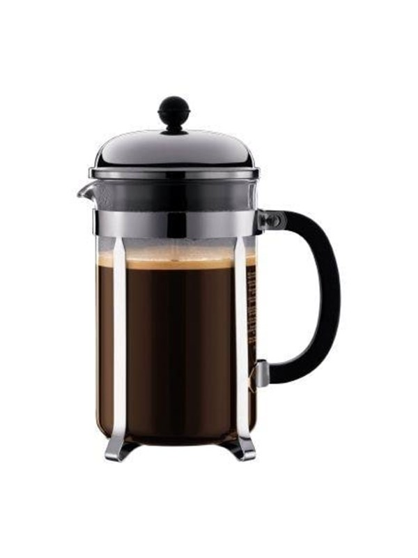 Image of   BODUM CHAMBORD Coffee maker - 12 cups - black