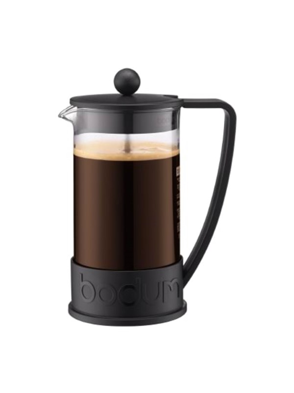 Image of   BODUM BRAZIL Coffee maker - 8 cups - black