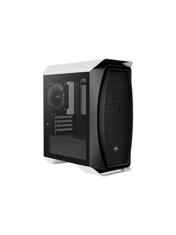 Image of   AeroCool Aero One Mini-G-WT-v1 - White Edition - mini tower - micro ATX - Kabinet - Minitower - Sort