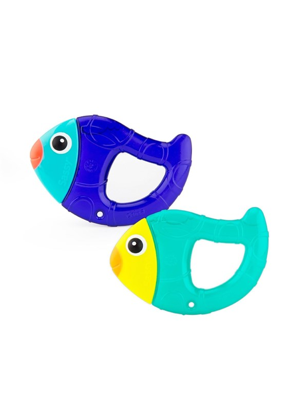 Image of   Sassy Chill n´ Chirp Teethers 2 pack