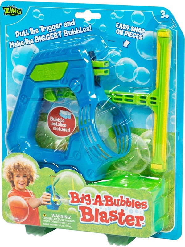 Image of   Maki Big A Bubbles Blaster