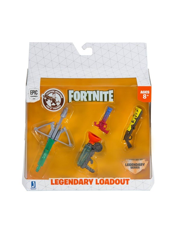 Image of   Fortnite Legandary Loadout asst