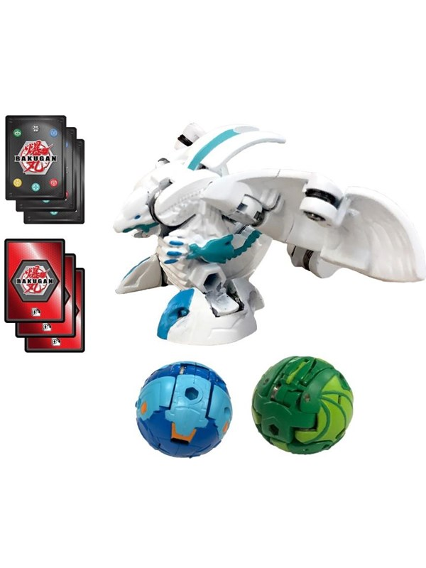 Image of   Bakugan Starter Pack S2