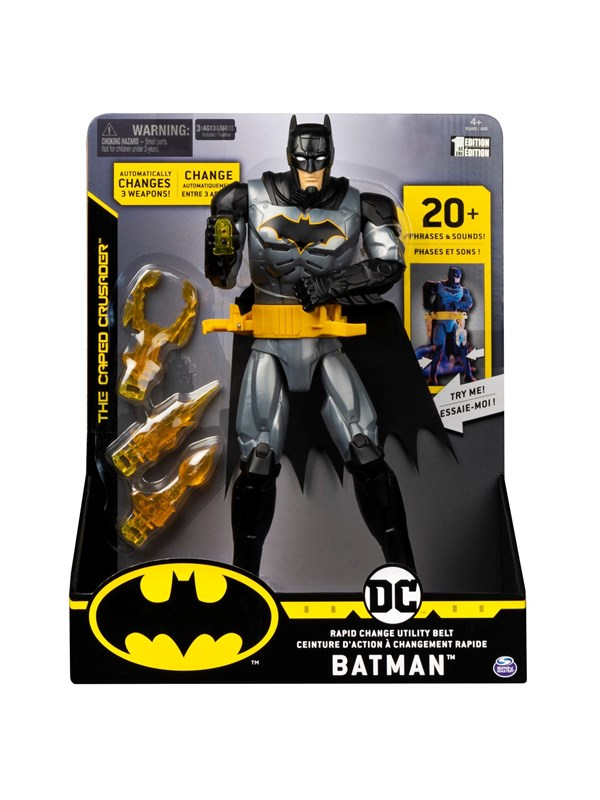 Image of   Batman 30 cm deluxe figure
