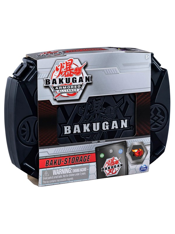 Image of   Bakugan Storage Case S2