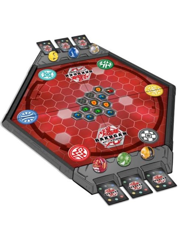 Image of   Bakugan Battle Arena S2