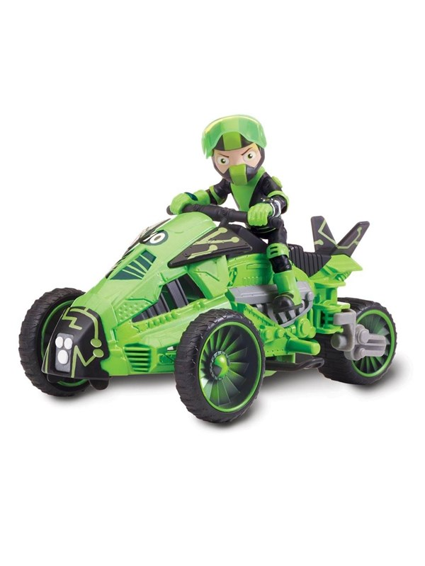 Image of   Ben 10 Rustbuggy w. exclusive figures