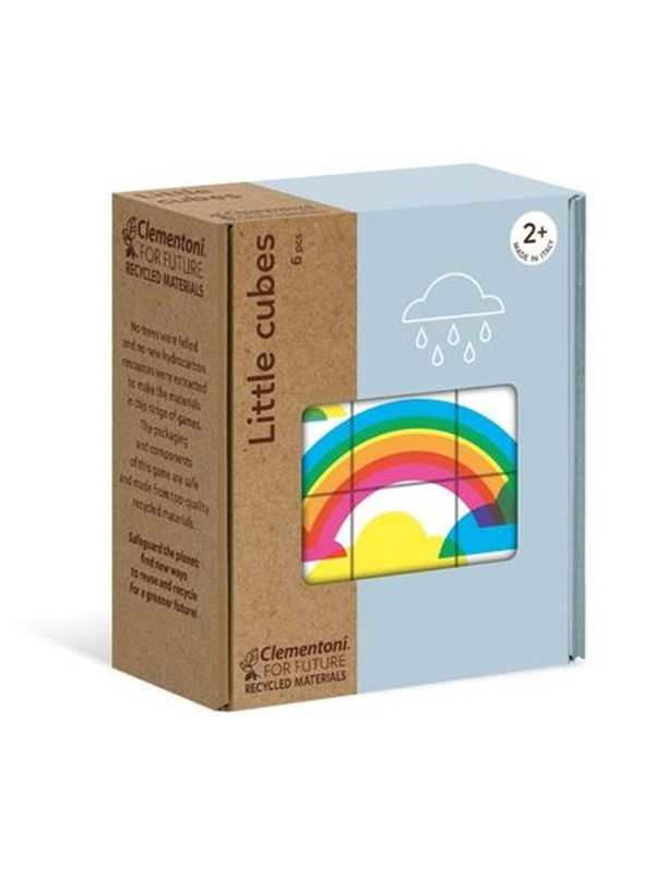 Image of   Clementoni Little Cubes: The Sky