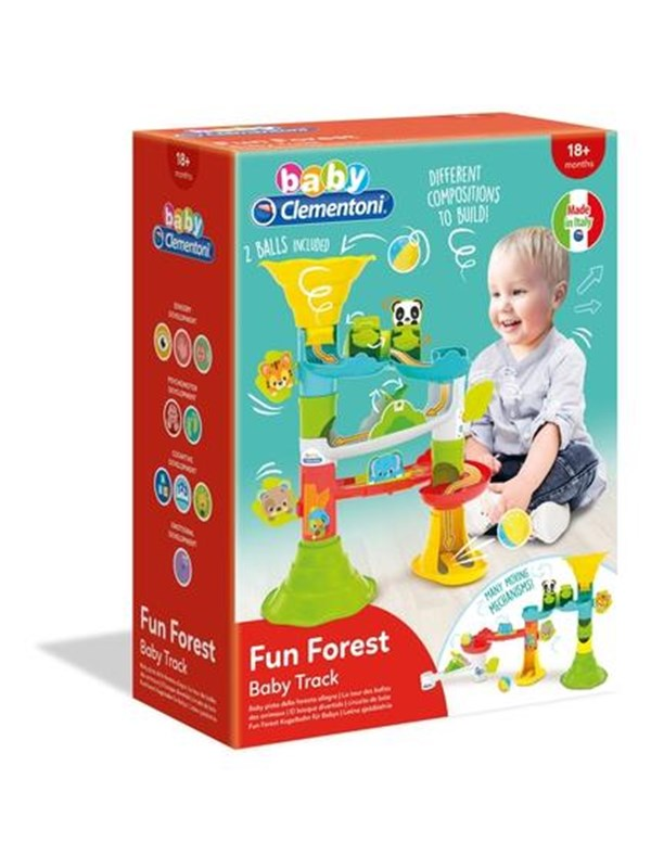 Image of   Clementoni Fun Forest Baby Track
