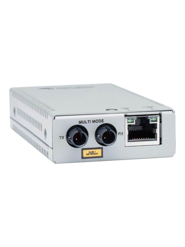 Image of   Allied Telesis AT-MMC2000/SC - fibre media converter - GigE - TAA Compliant