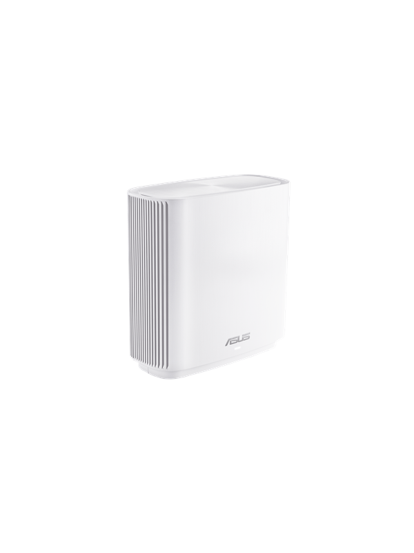 Image of   ASUS ZenWiFi CT8 AC3000 White (1-pack) - Mesh router AC Standard - 802.11ac