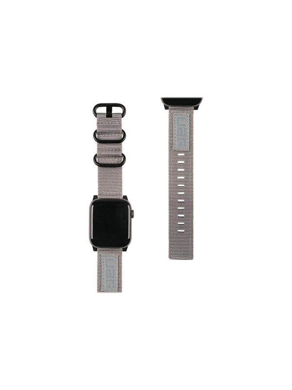 Image of   UAG Apple Watch Band 44mm 42mm Series 4/3/2/1 - Nato Grey