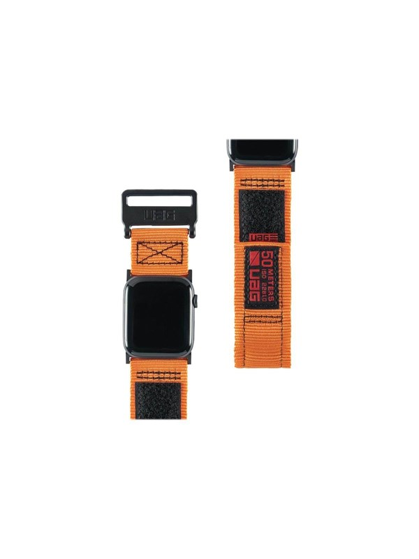 Image of   UAG Apple Watch Band 44mm 42mm Series 4/3/2/1 - Active Orange