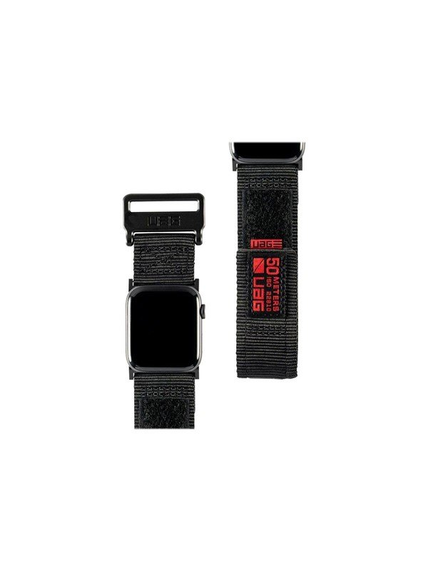 Image of   UAG Apple Watch Band 44mm 42mm Series 4/3/2/1 - Active Black