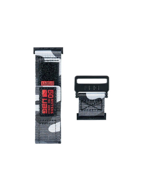 Image of   UAG Apple Watch Band 44mm 42mm Series 4/3/2/1 - Active Midnight Camo