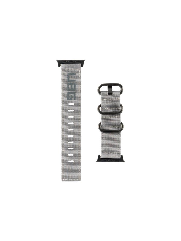 Image of   UAG Apple Watch Band 40mm 38mm Series 4/3/2/1 - Nato Grey