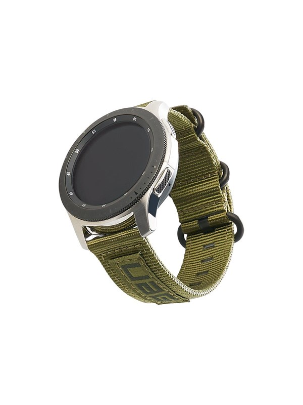 Image of   UAG Galaxy Watch Band 46mm - Nato Olive Drab