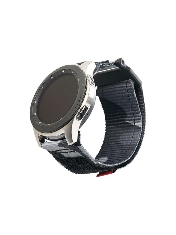 Image of   UAG Galaxy Watch Band 46mm - Active Midnight Camo