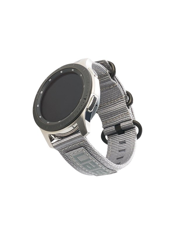 Image of   UAG Galaxy Watch Band 42mm - Nato Grey
