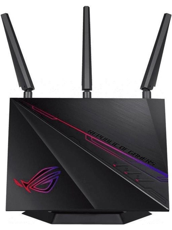 Image of   ASUS ROG Rapture GT-AC2900 - Trådløs router AC Standard - 802.11ac