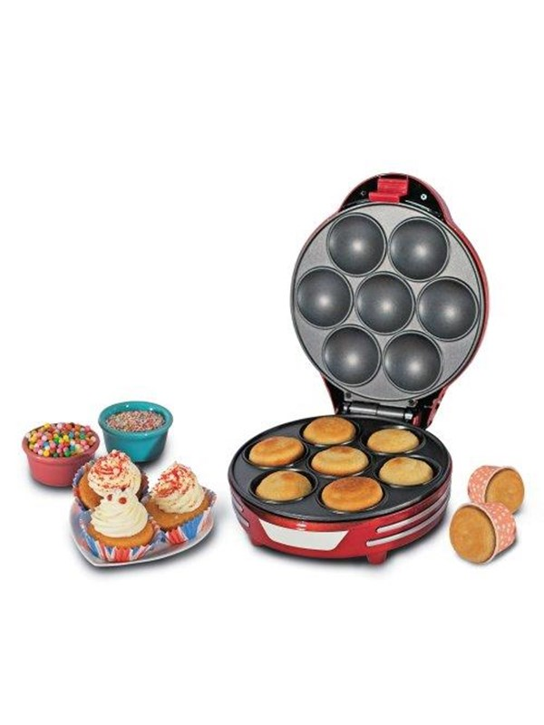 Image of   Ariete Vaffeljern Party Time Muffin & Cupcake maker
