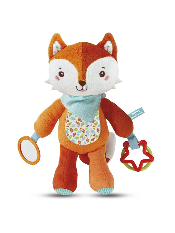Image of   Clementoni First Month Fox Skill Plush -INT