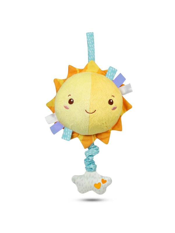 Image of   Clementoni First Month Plush Carillon Sun - INT